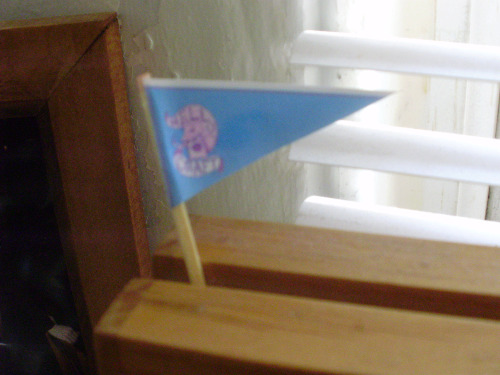 Hello Craft mini-pennant